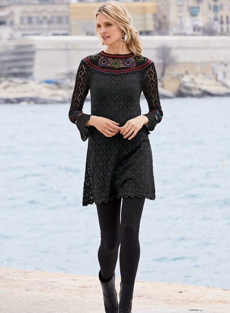 Murano Pima Cotton Tunic