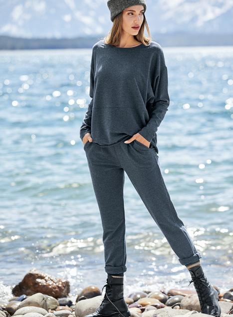 Avery Knit Trousers