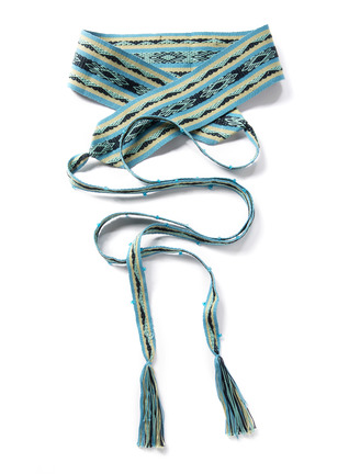 Asai Pima Handwoven Belt