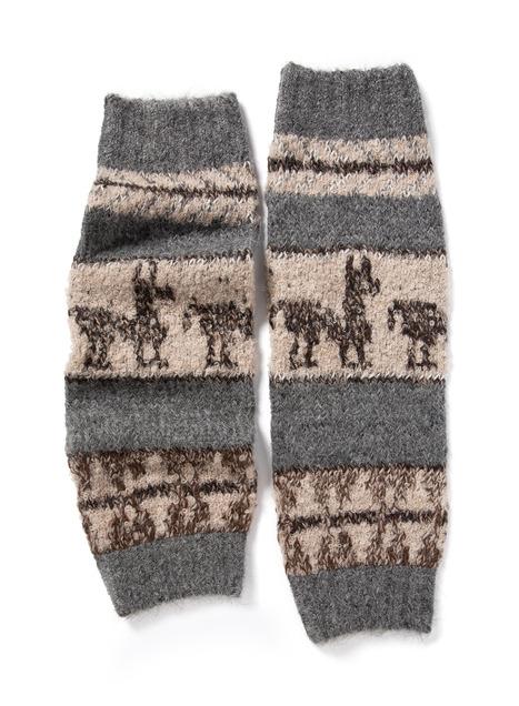 Arequipa Alpaca Legwarmers
