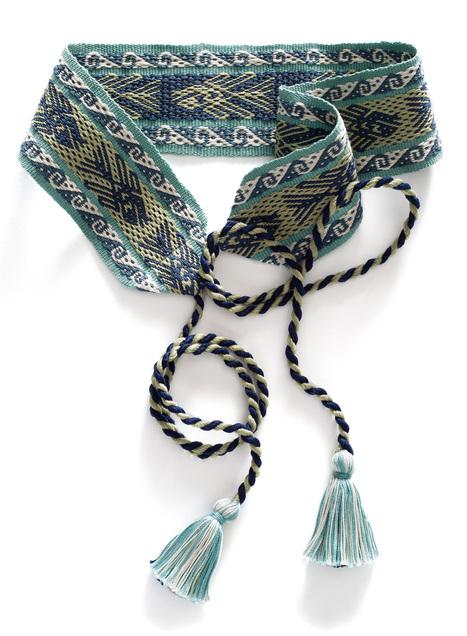 Nazca Pima Cotton Belt