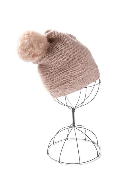 Mackinac Baby Alpaca Pompom Hat