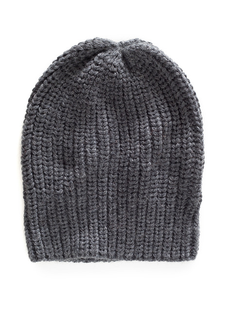 Bulky Ribbed Hat