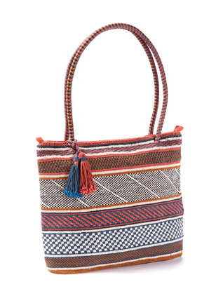 Tinee Basketry Pima Bag