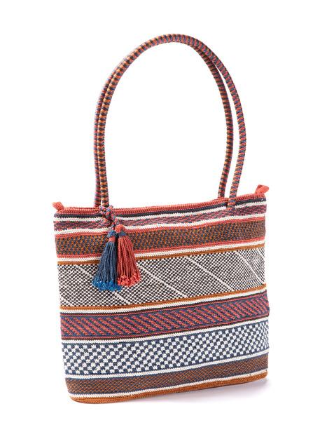 Tinee Basketry Pima Bag