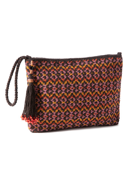 Tarapoto Pima Cotton Clutch