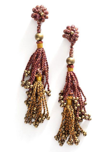 Pima Cotton Ucayali Earrings