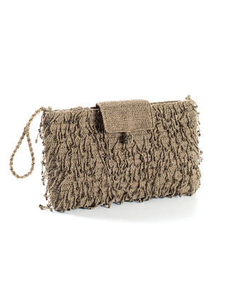 Yvelines Pima Cotton Clutch