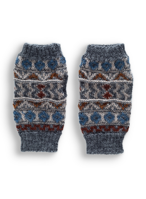 Escondido Alpaca Fingerless Gloves