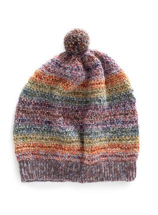 Arcobaleno Baby Alpaca Hat