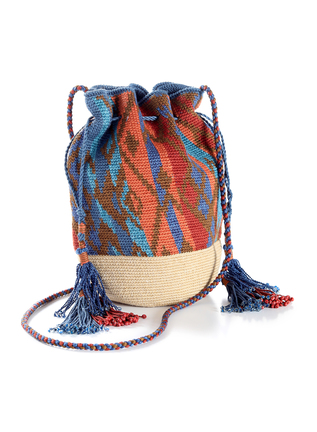Iguazu Pima Cotton Bag