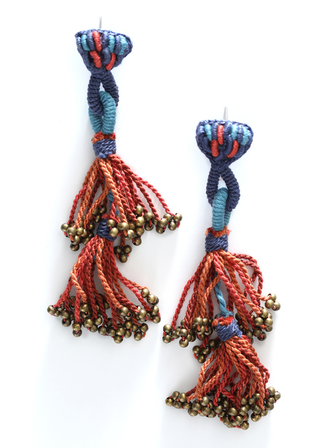 Yumbilla Pima Cotton Earrings