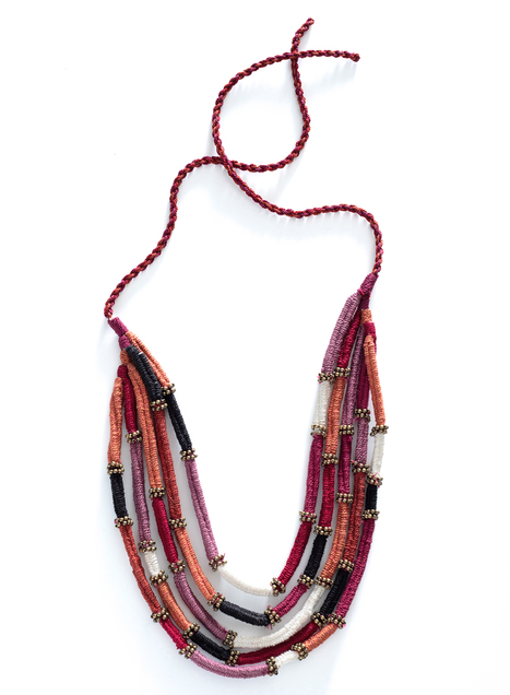 Augustine Pima Cotton Necklace