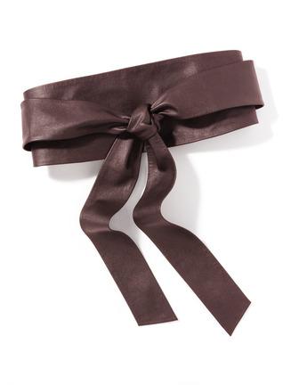 Leather Obi Sash