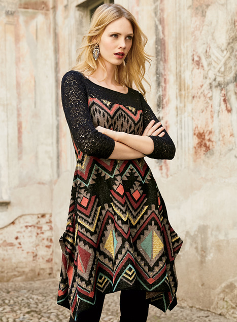 Nightbird Pima Cotton Dress