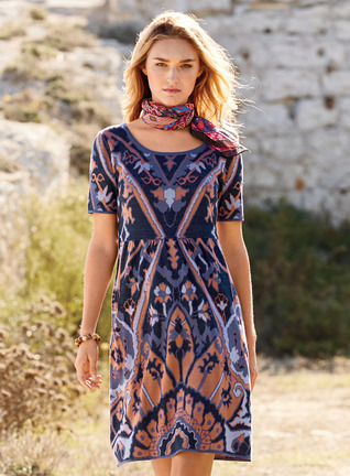 Lorelai Pima Cotton Dress
