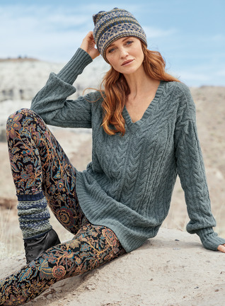 Willow Glen Pima Cotton Tunic