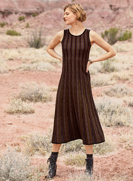 Maliana Pima Cotton Dress