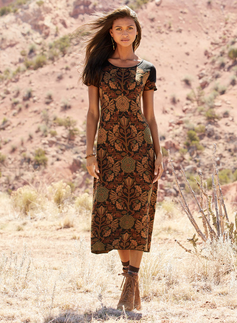 Avebury Pima Cotton Dress