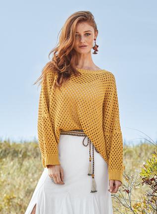 Sebago Pima Cotton Pullover