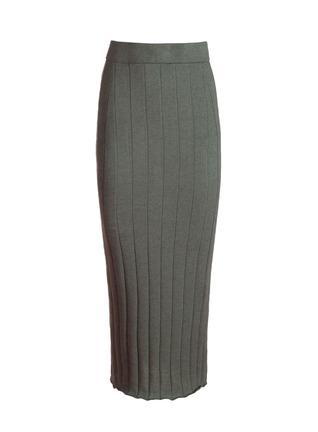 Calabasas Pima Cotton Skirt