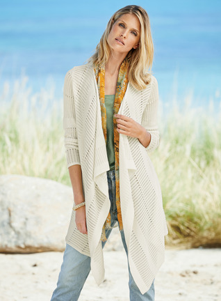 St. Barth Pima Cotton Cardigan