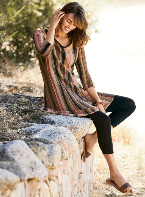 Havasu Pima Cotton Tunic-Dress