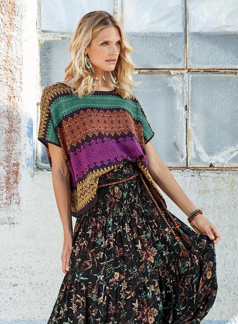 Frida Pima Cotton Top