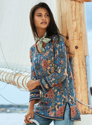 Imaan Pima Cotton Tunic
