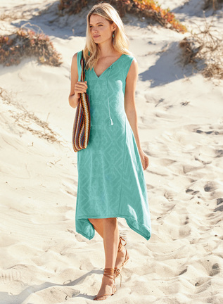 Monterey Pima Cotton Dress