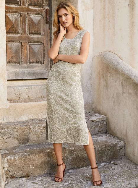 Chiara Pima Cotton Dress