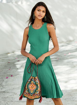 Maldives Pima Cotton Dress