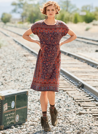 Kenitra Pima Cotton Dress