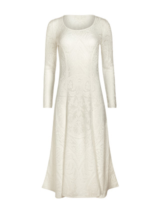 Phoebe Pima Lace Dress