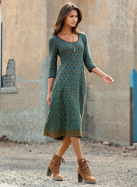 Cecilia Pima Cotton Dress