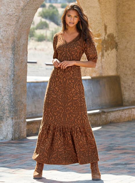 Waverly Pima Cotton Dress