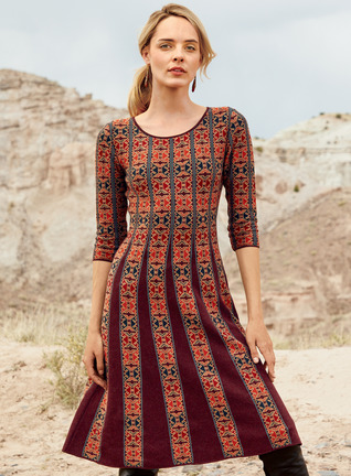 Malaga Pima Cotton Dress