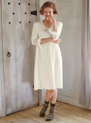 Bronte Pima Cotton Nightgown