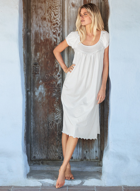 Karina Pima Cotton Nightgown