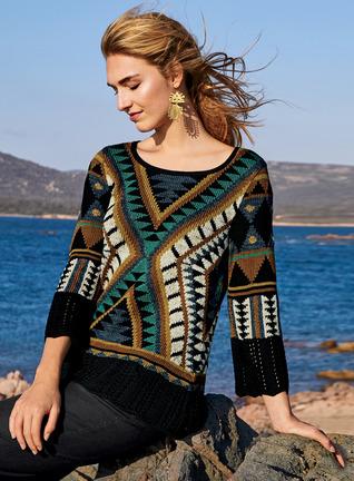 Illyria Pima Cotton Pullover