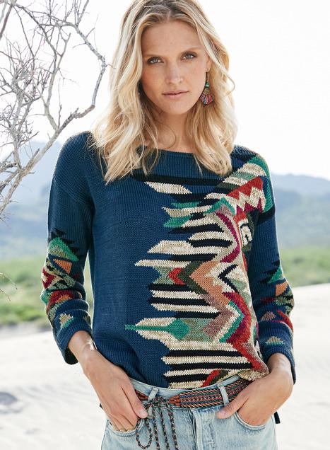 Marrakesh Pima Cotton Pullover