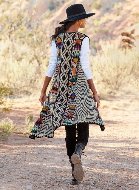 Bolinas Pima Cotton Vest