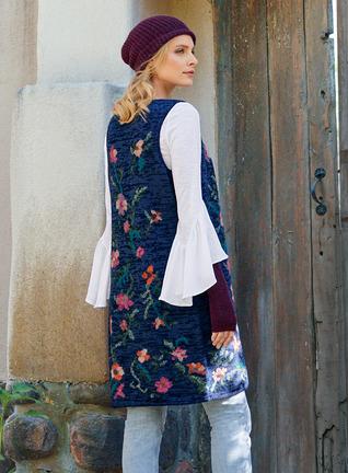 Juliet Alpaca Vest