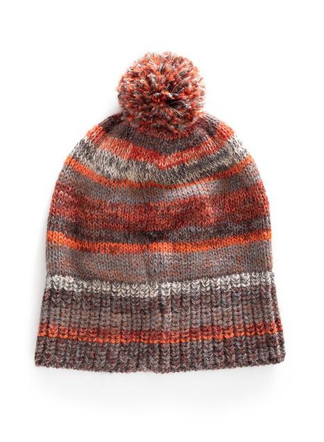 Desert Stripe Pima Hat