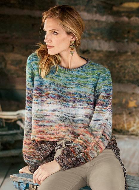 Marshlands Pullover