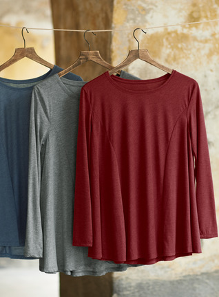 Juliet Pima Cotton Top