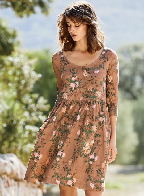 Wynyard Pima Cotton Dress