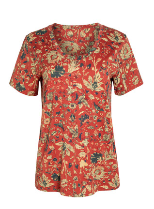 Pima Cotton Tabriz Tee