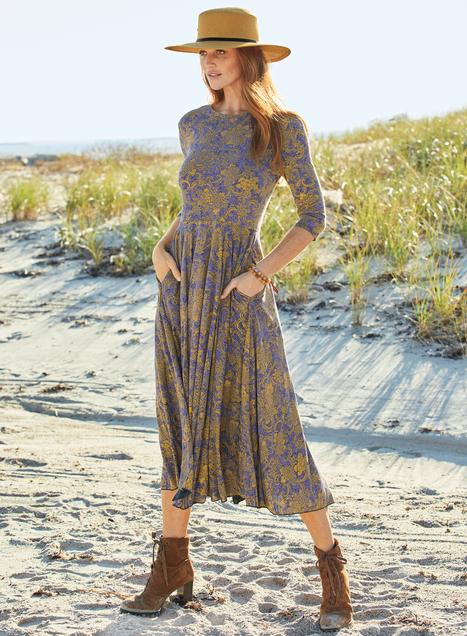 Twilight Filigree Dress