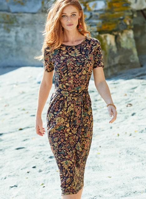 Tabriz Pima Cotton Dress